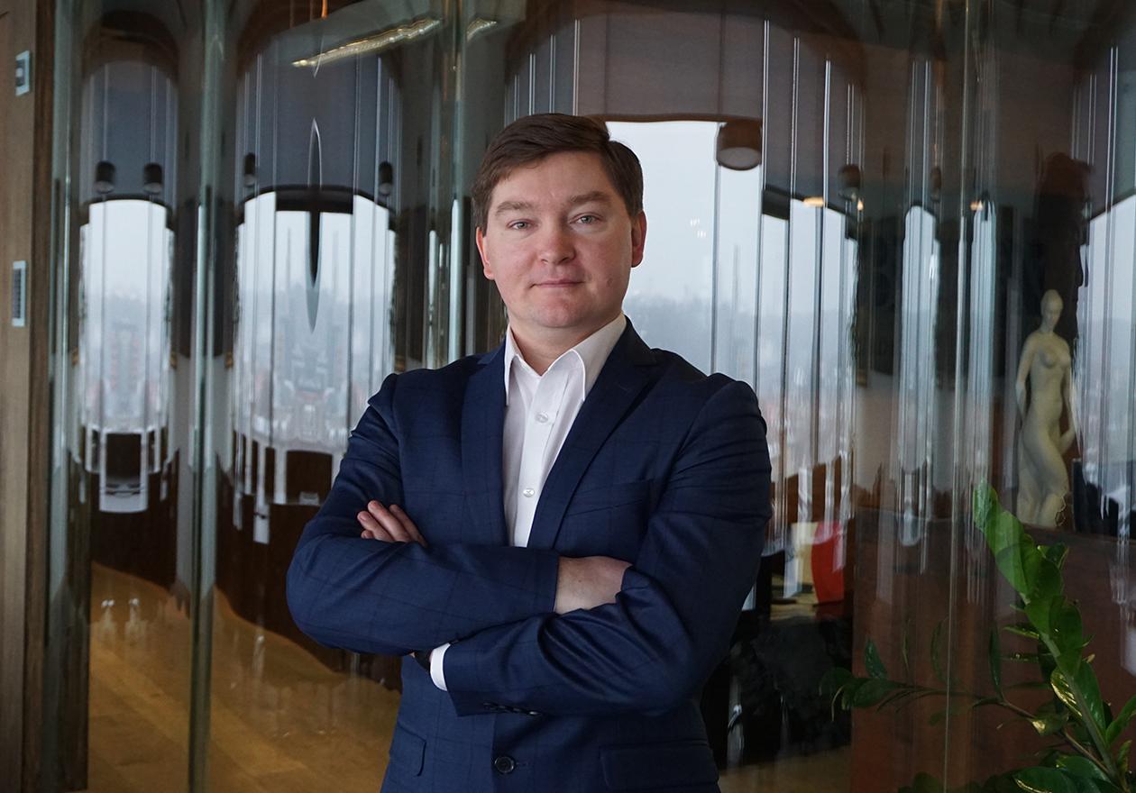 """Ruslanas Andrejevas, """"Lewben Investment Management"""" direktorius"""