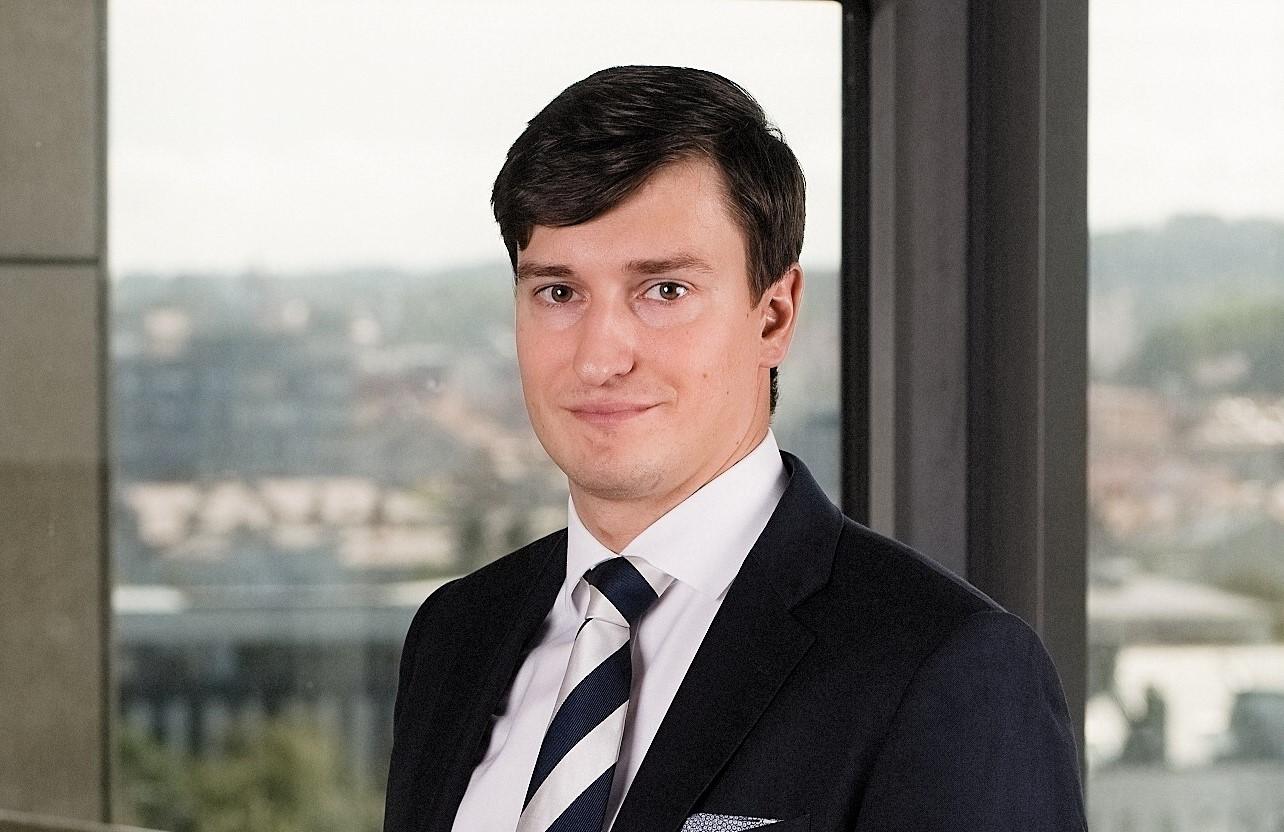 """Vytautas Staugaitis, """"Strategy Labs"""" vadovas ir partneris"""